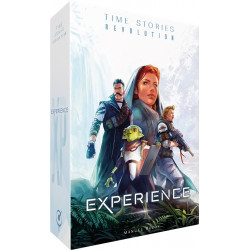 Boite de TIME Stories : Experience
