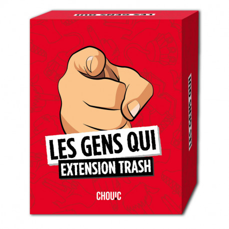 Les Gens Qui - Extension Trash