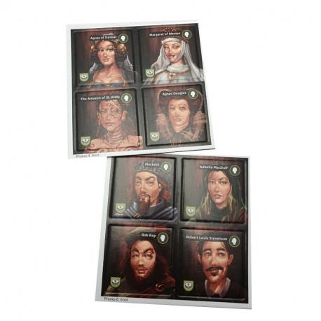 Glen More II Chronicles - Packs Promo 4 et 5