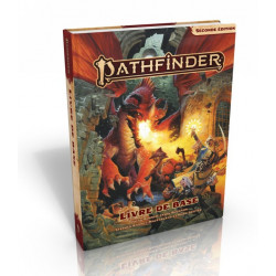 Pathfinder Seconde Édition - Livre de Base - French version