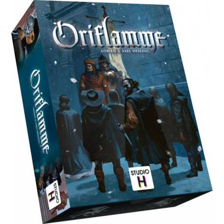 Oriflamme - French version