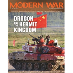 Modern War n°45 - The Dragon and The Hermit Kingdom
