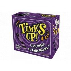 Time's up ! purple
