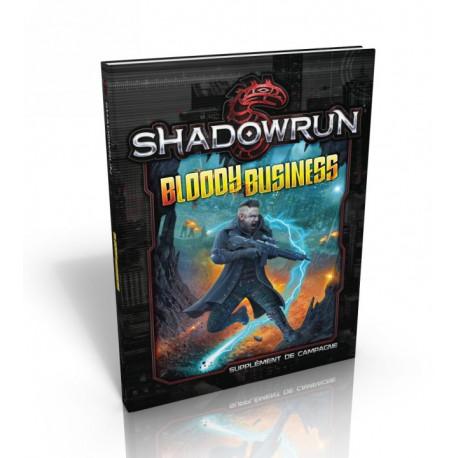 Shadowrun 5 - Bloody Business VF