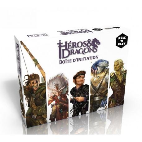 Héros & Dragons - Boîte d'Initiation