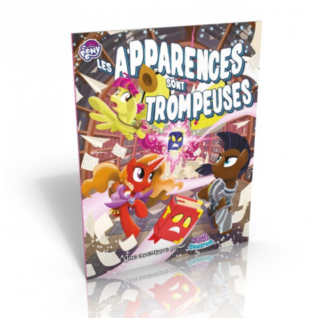 Tails of Equestria - Les Apparences sont Trompeuses French version