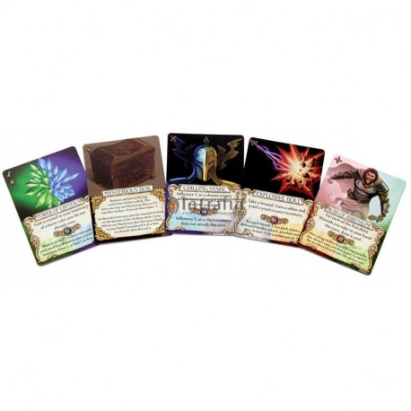 Mage Knight Ultimate - Pack 5 Cartes VF