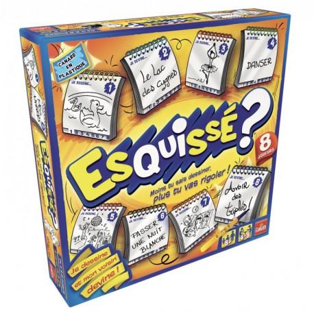 Esquissé - French version
