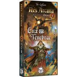 Res Arcana ext 1 - Lux et Tenebrae - French version