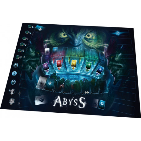 Tapis Abyss (Playmat) - 5e anniversaire