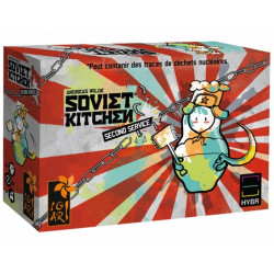Soviet Kitchen - Second Service - French version