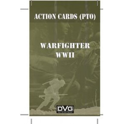 Warfighter WWII - Card Dividers
