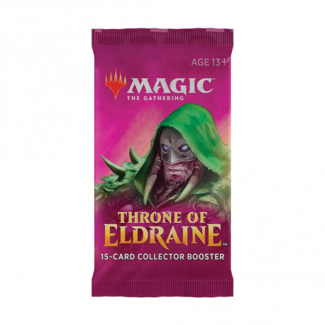 Magic the Gathering : Throne of Eldraine - Collector Booster