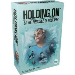 Holding On - French edition
