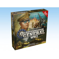 Quartermaster General WW2 2nd edition