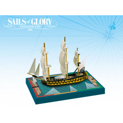 Sails of Glory - HMS Leander 1780