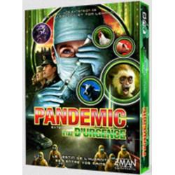 Pandémic - État d'Urgence