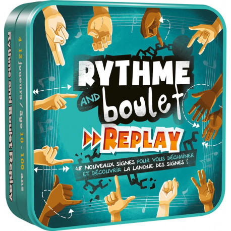 Rythme and Boulet Replay