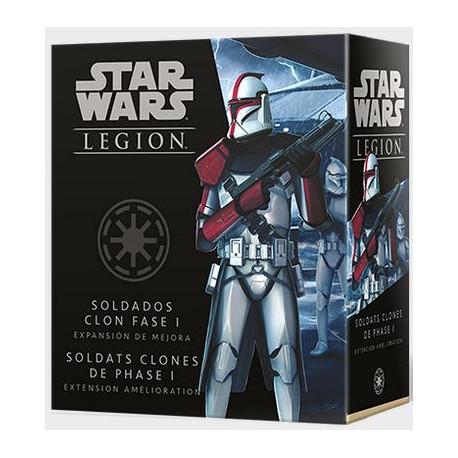 Star Wars Legion Soldats Clones de Phase I Amélioration
