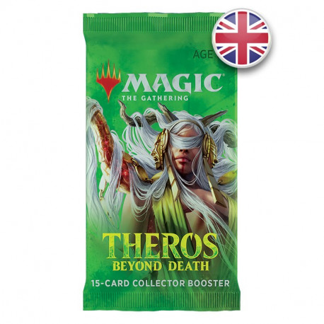 Magic the Gathering : Theros - Booster Collector