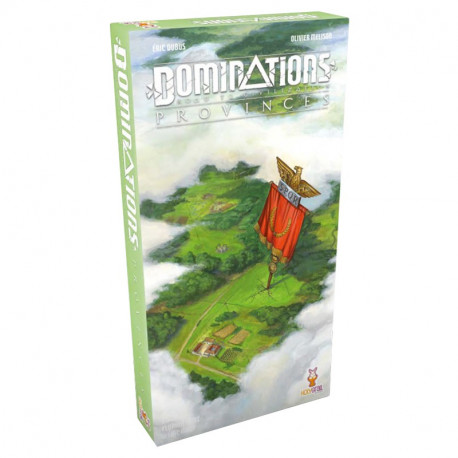 Dominations - Road to Civilization - Province add-on - French version