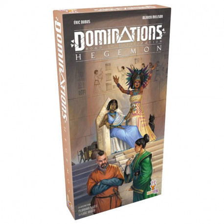 Dominations - Road to Civilization - Hegemon add-on - French version