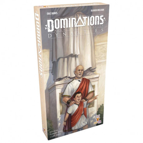 Dominations - Road to Civilization - extension Dynasties