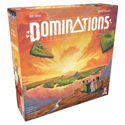 Dominations - Road to Civilization - Kickstater Civilization Pledge
