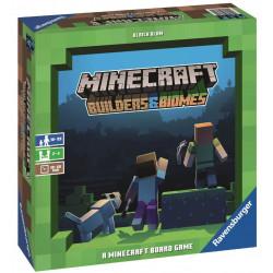 Minecraft : le jeu de plateau
