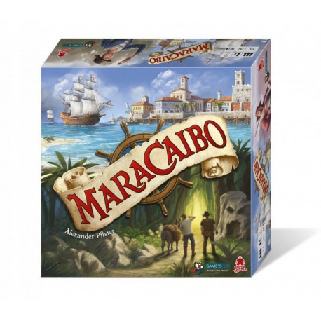 Maracaibo - French version