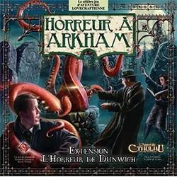 L'Horreur de Dunwich - extension Horreur à Arkham