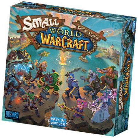 Small World of Warcraft - French version