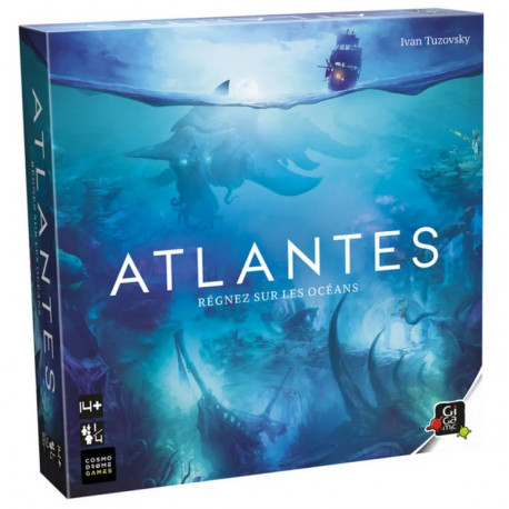 Atlantes - French version
