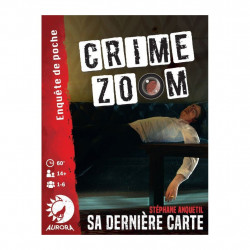 Crime Zoom - sa dernière carte - French version