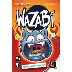 Wazabi - extension Supplément Piment