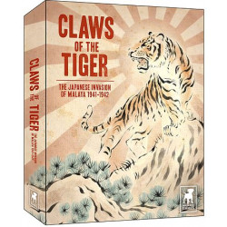 Claws of the Tiger - Malaya 1941-1942