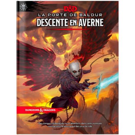 D&D 5 - Dungeons & Dragons 5 : Descente en Averne