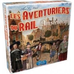 Les Aventuriers du Rail - Amsterdam