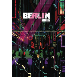 Berlin XVIII - livre de base - système Apocalypse (PBTA)
