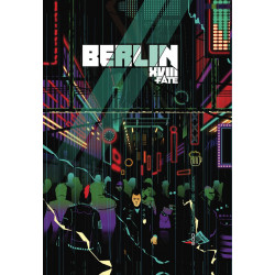 Berlin XVIII - livre de base - système FATE