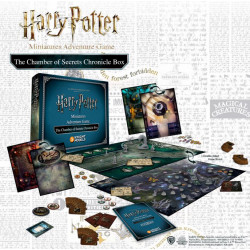 Harry Potter - The Chamber of Secret Chronicle Box