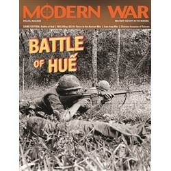 Modern War n°48 - Battle of Hué