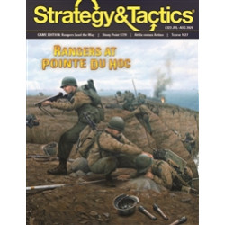 Strategy & Tactics 323 : Rangers at Pointe du Hoc
