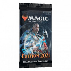 Magic the Gathering : Core set 2021 - Booster