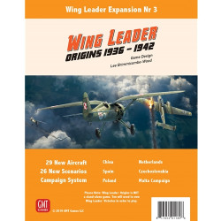 Wing Leader : Origins 1936-42