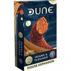 Dune : Ixians and Tleilaxu House Expansion
