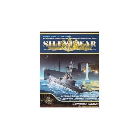 Silent War - Compass Games
