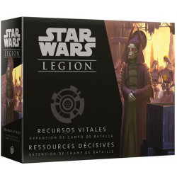 Star Wars : Légion - Ressources décisives