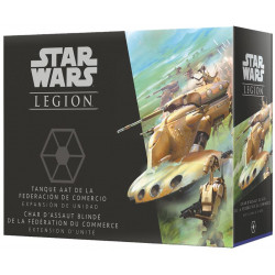 Star Wars Legion Char d'Assaut Blindé de la Fédération du Commerce