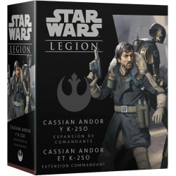 Star Wars : Légion - Cassian Andor et K-2SO